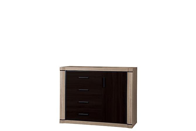 Dallas Skänk 117x43,5x91 cm - Beige - Möbler - Förvaring - Sideboard & skänk