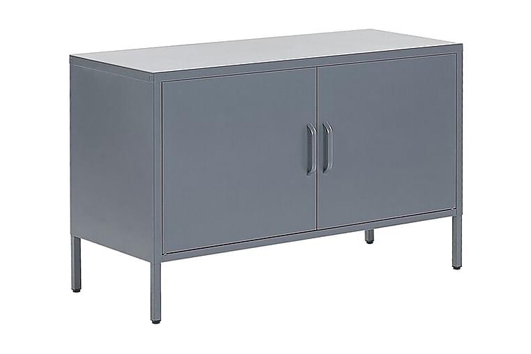 Damaria Skänk 100x65 cm - Grå - Möbler - Förvaring - Sideboard & skänk