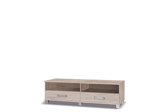 Maximus Skänk 150x50x45 cm - Beige Grå - Möbler - Förvaring - Sideboard & skänk