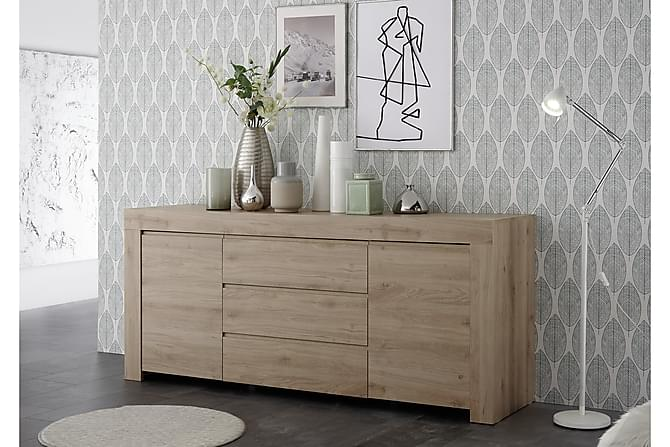 Midas Skänk 184 cm - Brun - Möbler - Förvaring - Sideboard & skänk