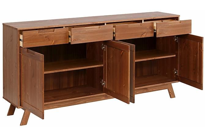 Odelia Skänk 170 cm - Brun - Möbler - Förvaring - Sideboard & skänk