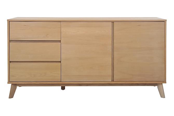 Solerew Skänk 160 cm - Vitpigmenterad - Möbler - Förvaring - Sideboard & skänk