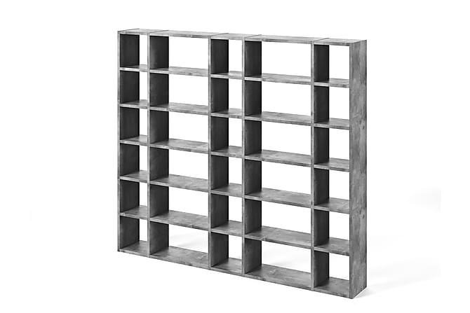 Temahome Courtnei Skänk 255 cm - Betong - Möbler - Förvaring - Hyllor
