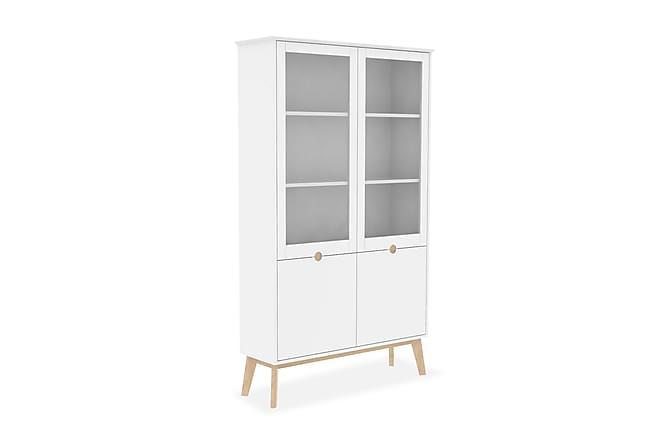 Clap Förvaringsskåp - Vit - Möbler - Förvaring - Vitrinskåp