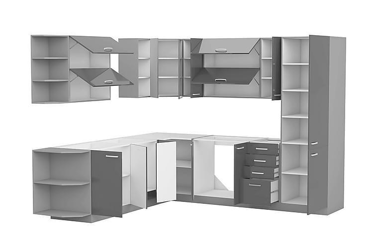 Grey Köksmöbelset - Grå - Möbler - Möbelset - Möbelset för kök & matplats