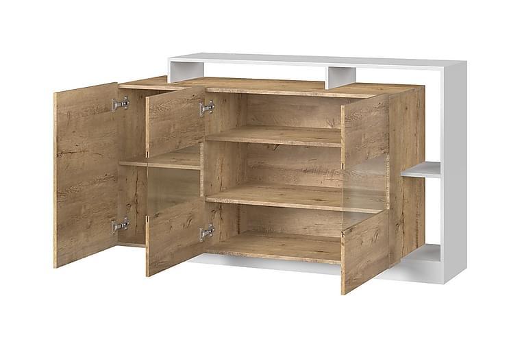 Gabbelle Vardagsrumsset - Beige/Vit - Möbler - Möbelset - Möbelset för vardagsrum