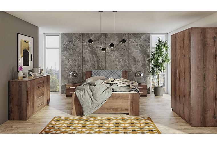 Julissa Sovrumsset - Ek - Möbler - Möbelset - Möbelset för sovrum