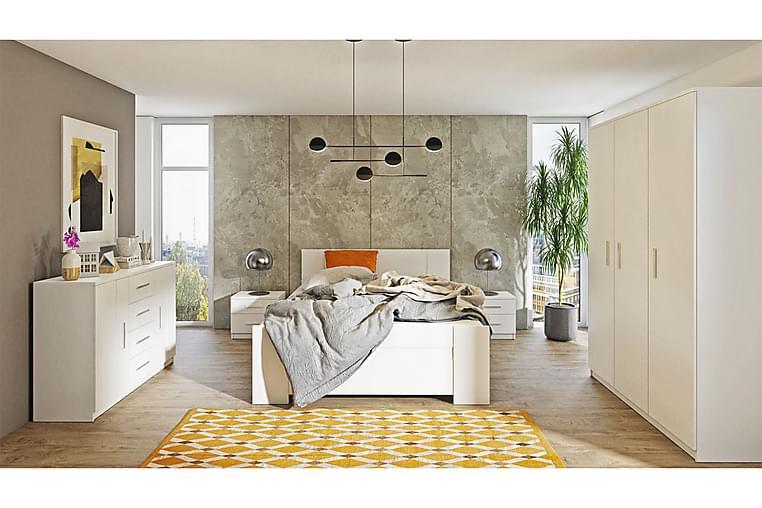 Julissa Sovrumsset - Vit - Möbler - Möbelset - Möbelset för sovrum