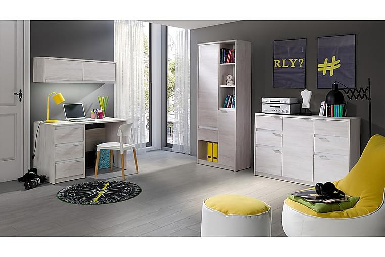 Najera Sovrumsset barn - Grå/Vit - Möbler - Möbelset - Möbelset för sovrum