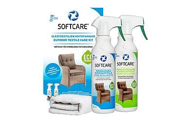 Softcare Skötselpaket För Utomhustextilier