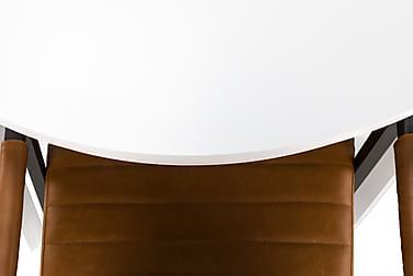 Läckö Förlängningsbar Matgrupp 150 cm Oval med 6 House Stol