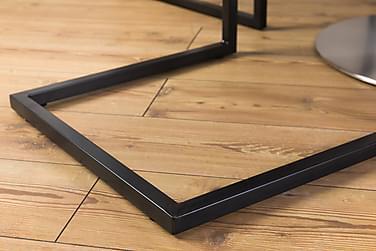 Cubic Matgrupp Vit 120 cm med 4 House Stolar