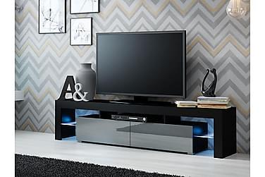 Alkire TV-bänk med LED