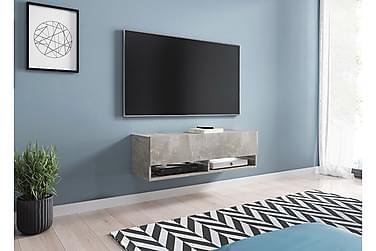 Brya TV-bänk 100x32x30 cm