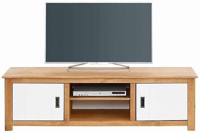 Erines TV-bänk 158 cm - Vit - Möbler - TV- & Mediamöbler - TV-bänk & mediabänk