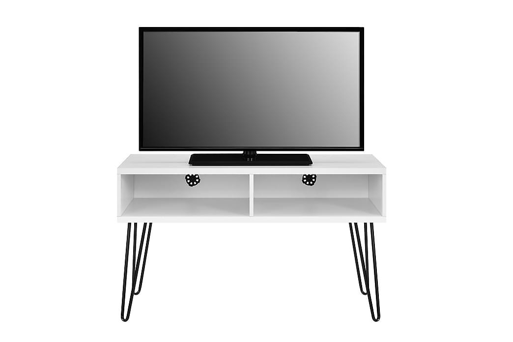 Owen TV-bänk 107x50 cm Vit - Dorel Home - Möbler - TV- & Mediamöbler - TV-bänk & mediabänk