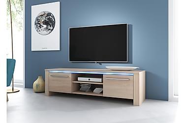 Spex TV-Bänk 160 cm med LED-belysning