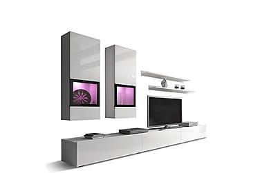 Baros TV-möbelset 270x41x150 cm