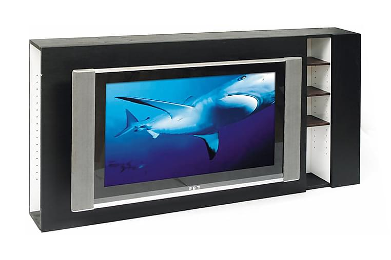 Naylor Flatscreenpanel 160 cm - Svart/Vit - Möbler - TV- & Mediamöbler - TV-möbelset