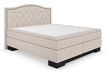 Hilton Lyx Komplett Sängpaket180x200 Amiral Sänggavel Topp
