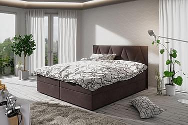 Stephanie Sängpaket 160x200 Mönstrad Gavel