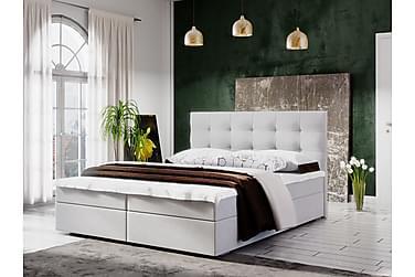 Stephanie Sängpaket 160x200 Rutmönstrad Gavel