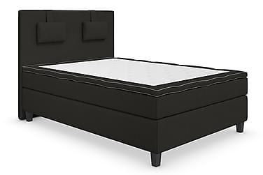 Superior Lyx Komplett Sängpaket 120 cm Svart