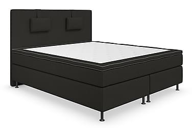 Superior Lyx Komplett Sängpaket 180 cm Svart