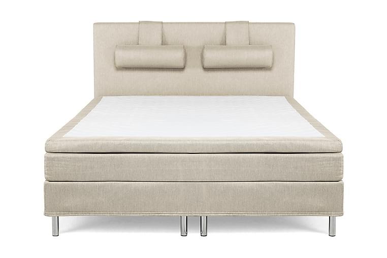 Dream Lyx Kontinentalsäng 160 - Beige - Möbler - Sängar - Kontinentalsängar