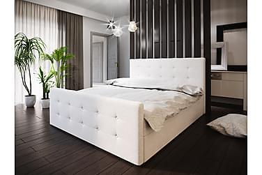 Roma Sängpaket 140x200 Knappad Gavel