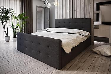 Roma Sängpaket 180x200 Knappad Gavel
