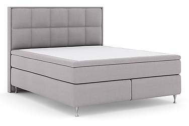 Select No 6 Komplett Sängpaket 160x200 Medium Watergel