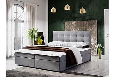 Stephanie Sängpaket 140x200 Rutmönstrad Gavel