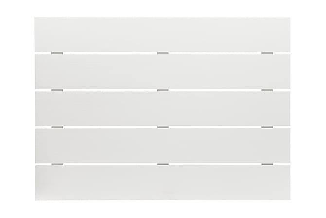Black Sänggavel 165 cm - Vit - Möbler - Sängar - Sänggavel