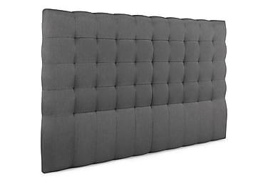 Elite Sänggavel 210 cm Rutmönstrad Låg