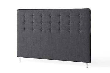 Inbed Sänggavel 180 cm Modern Knappar