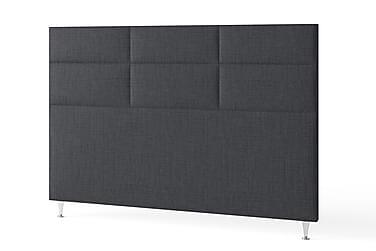 Inbed Sänggavel 180 cm Rutig