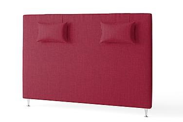 Inbed Sänggavel 180 cm Slät med Kuddar