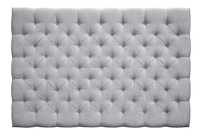 Joluma Sänggavel 180 cm - Ljusgrå - Möbler - Sängar - Sänggavel