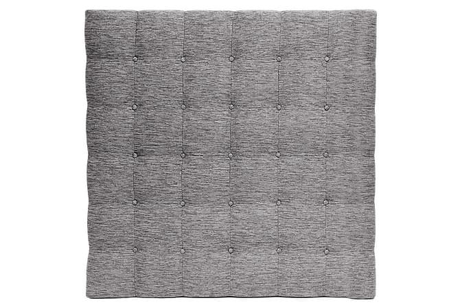 Pascale Sänggavel 120 cm - Grå - Möbler - Sängar - Sänggavel