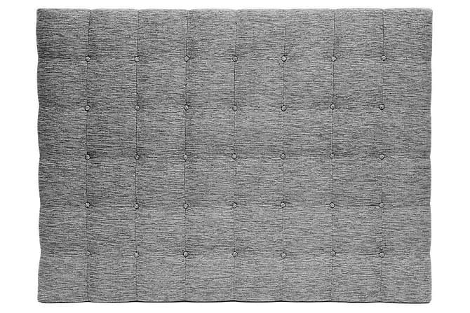 Pascale Sänggavel 140 cm - Grå - Möbler - Sängar - Sänggavel