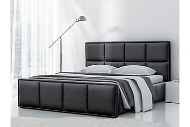 Milonga Sängram med Förvaring 160x200