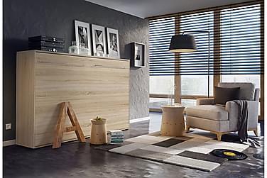 Concept Pro Sängskåp 215x177x158 cm