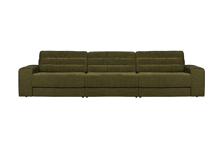 Date 3-sits Soffa - Grön/Vintage - Möbler - Soffor - 2-4-sits soffor