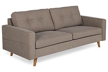 Monroe 3-sits Soffa Tvättbart Tyg