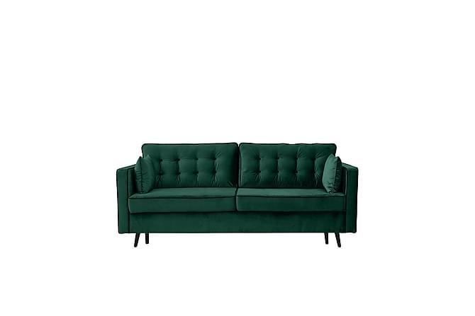 Bacardi Bäddsoffa 220x100x78 cm - Grön - Möbler - Soffor - Bäddsoffor