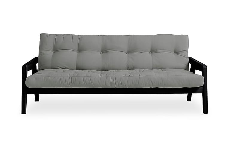 Grab Bäddsoffa Svart - Karup Design - Möbler - Soffor - Bäddsoffor