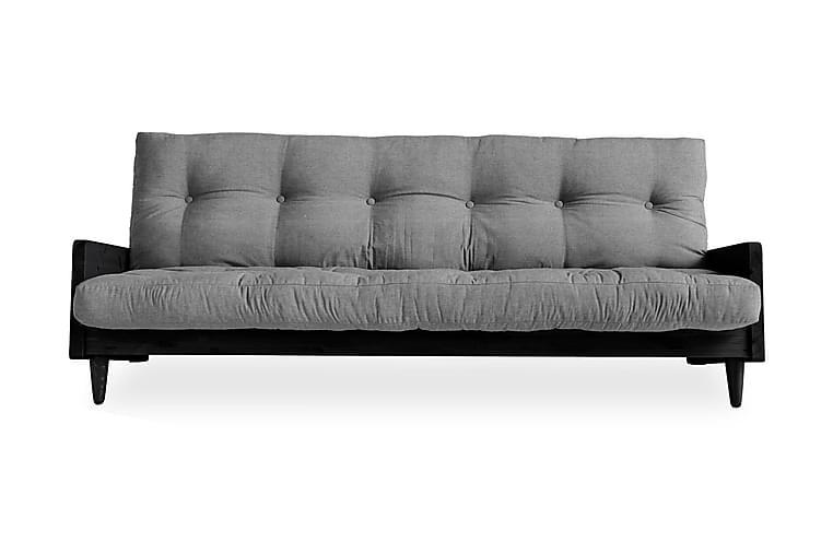 Indie Bäddsoffa Svart - Karup Design - Möbler - Soffor - Bäddsoffor
