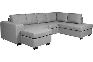 Arnbo U-soffa med Divan Vänster