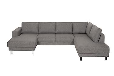 Austin U-soffa med Divan Vänster